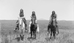 Comanche Men