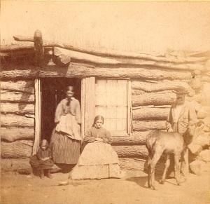Kansas Pioneer Family