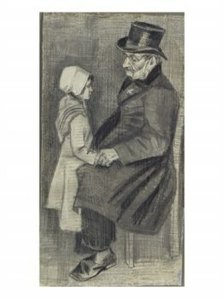 Orphan Man, Sitting With A Girl