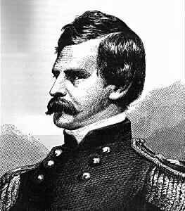 Genral Nathaniel P. Banks
