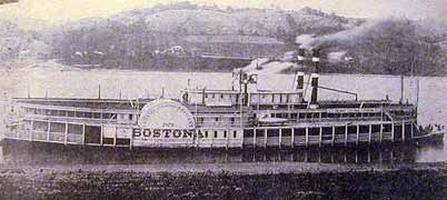 Steamboat Bostona