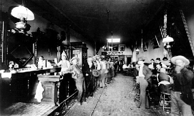 Arizona Saloon 1885