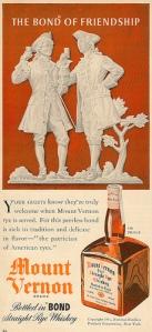 Mount Vernon Rye Whiskey