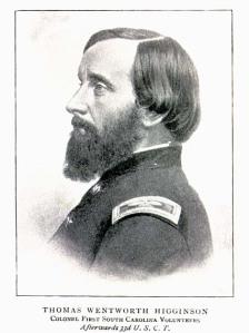 Col. Thomas W. Higginson