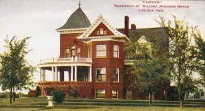 William Jennings Bryan House - Lincoln NE