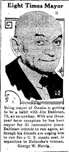 From the New Castle PA News, Jan 16, 1930