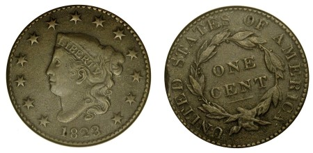 1823-penny