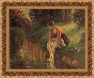 young_woman_bathing_her_feet