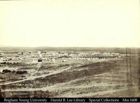 Fort Laramie 1868