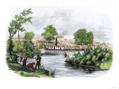 Marysville, California 1850