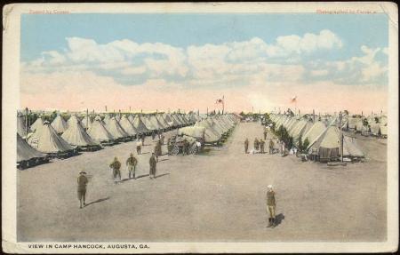 Camp Hancock, Augusta, GA