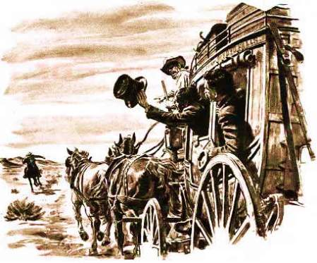 Pony Express Wagon (Image from www.slu.edu)