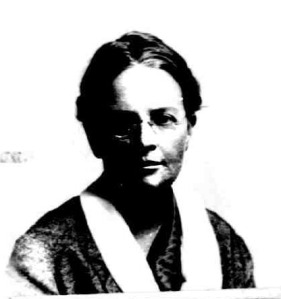 Helen K. Wilder Passport Photo