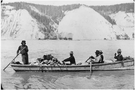 Alaska Packers and Miners 1901