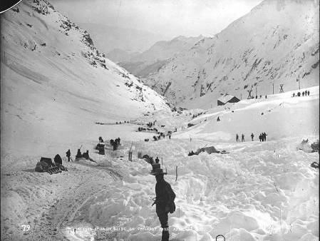 Chilkoot Pass - 1898