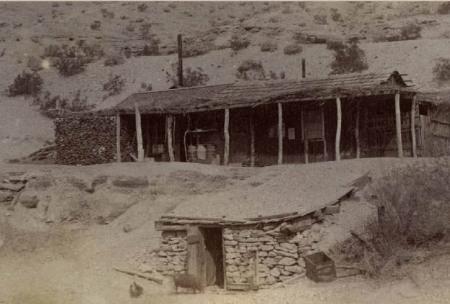 Boarding House - El Dorado Canyon