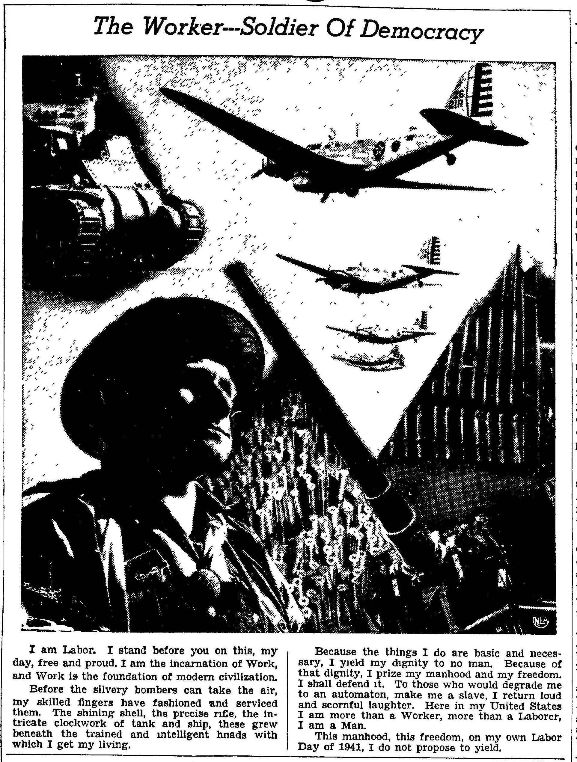 labor day pic 1941