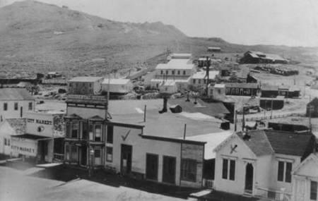 BODIE, CA pre 1932