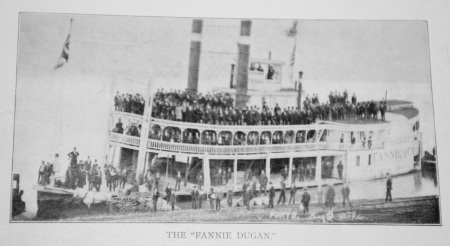 The Fannie Dugan (Image from Portsmouth Public Library)