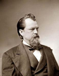 John B. Gordon - 1865 (Image from www.old-picture.com)