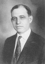 Hugh M. Dorsey (Image from wikimedia)