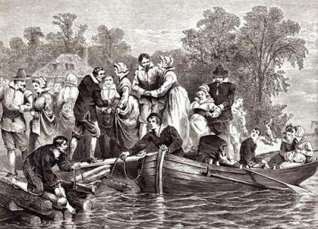 pioneers river