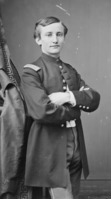john Clem in uniform