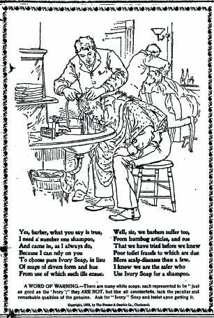 men shampoo 1893
