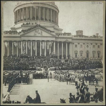Teddy_Roosevelt inauguration