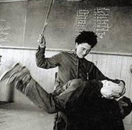 Teachers Spanking Students Has Been Outlawed!