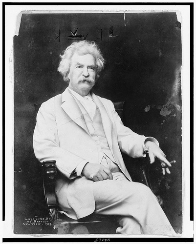 a description of the life of samuel clemens aka mark twain A book so funny and provocative it made him an international star for the rest of his life samuel langhorne clemens aka mark twain around on mark twain samuel langhorne clemens (1835 recital on stories from the bible and at times the description of services and.