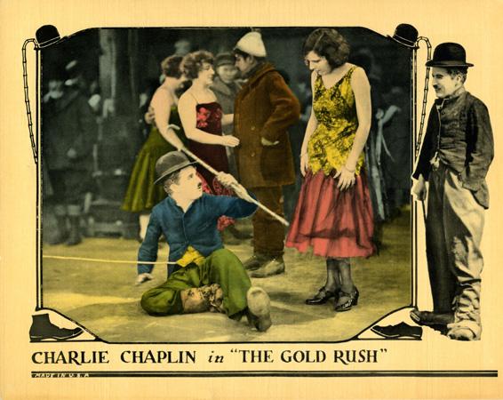 Charles Chaplin - La Quimera del Oro | 1925 | MEGA