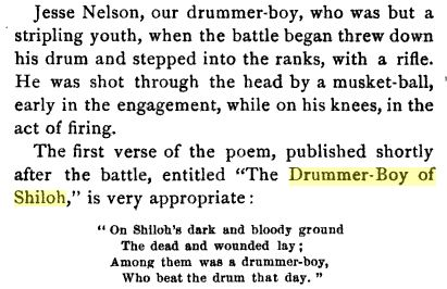 Drummer Boy of Shiloh | YesterYear Once More