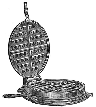 Dust Off the Old Waffle Iron | YesterYear Once More