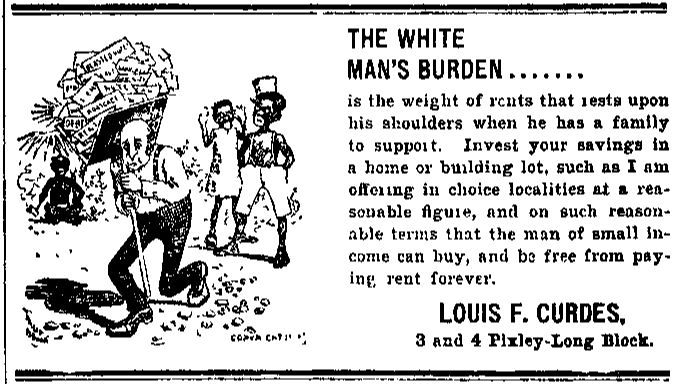 The White Man's Burden (2/6)
