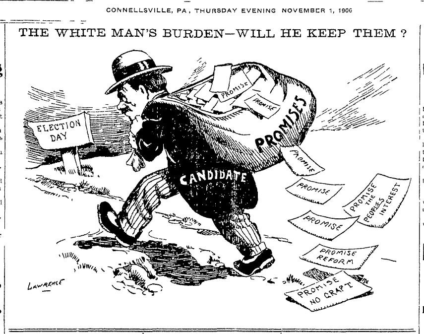 White Mans Burden 1911 | YesterYe...