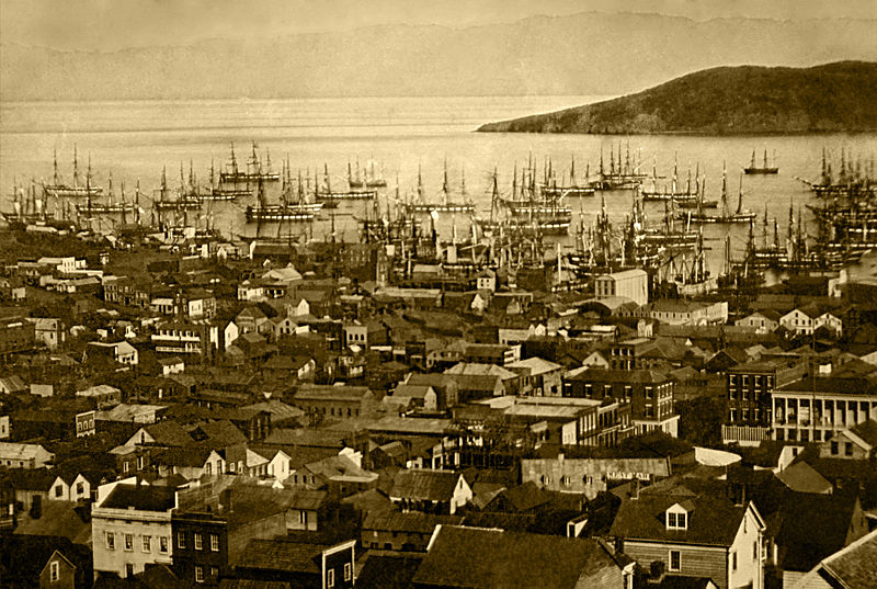 gold rush 1849 images. Gold Rush « YesterYear Once