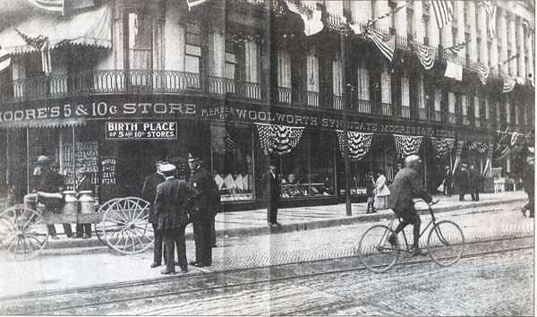 Innovative yesteryear once more page 12 Five and dime stores history