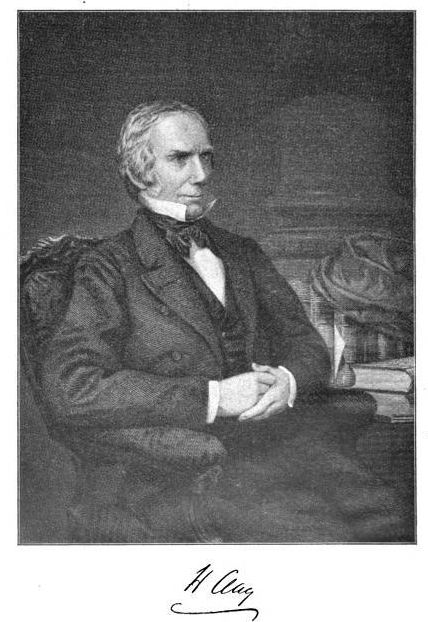 the life of the great compromiser herny clay Henry clay: a resource guide (virtual services and programs, digital  begun  by mr stern in the 1920s, the collection documents the life of  on june 29,  1852, statesman henry clay, known as the great compromiser for his feats of.