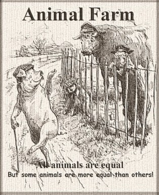 https://yesteryearsnews.files.wordpress.com/2012/02/animal_farm-some-animals-are-more-equal-than-others.jpg?w=315&h=386