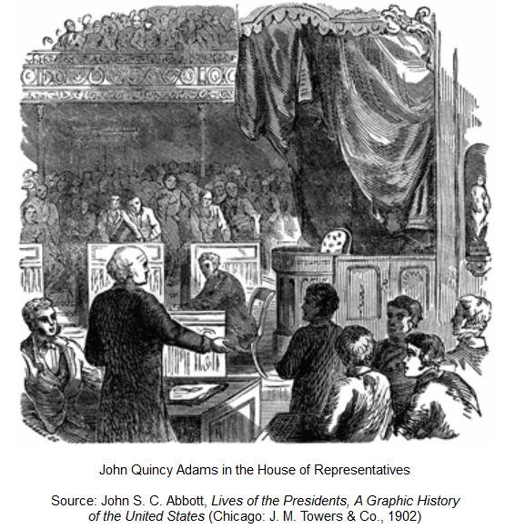 John Quincy Adams - Patriot, Poet, Statesman, and Sage (2/6)