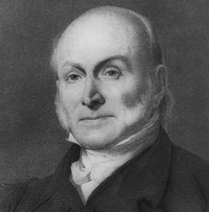 john quincy adams domestic and foreign John quincy adams, the sixth president of the united states, was one of the most brilliant, learned, and able men who has ever held high office in the.