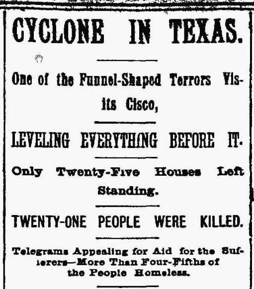 a newspaper assignment on the natural disaster caused by the tornado in louisiana Discover, record, and share events and history using timelines, photos, videos, maps, and descriptions.