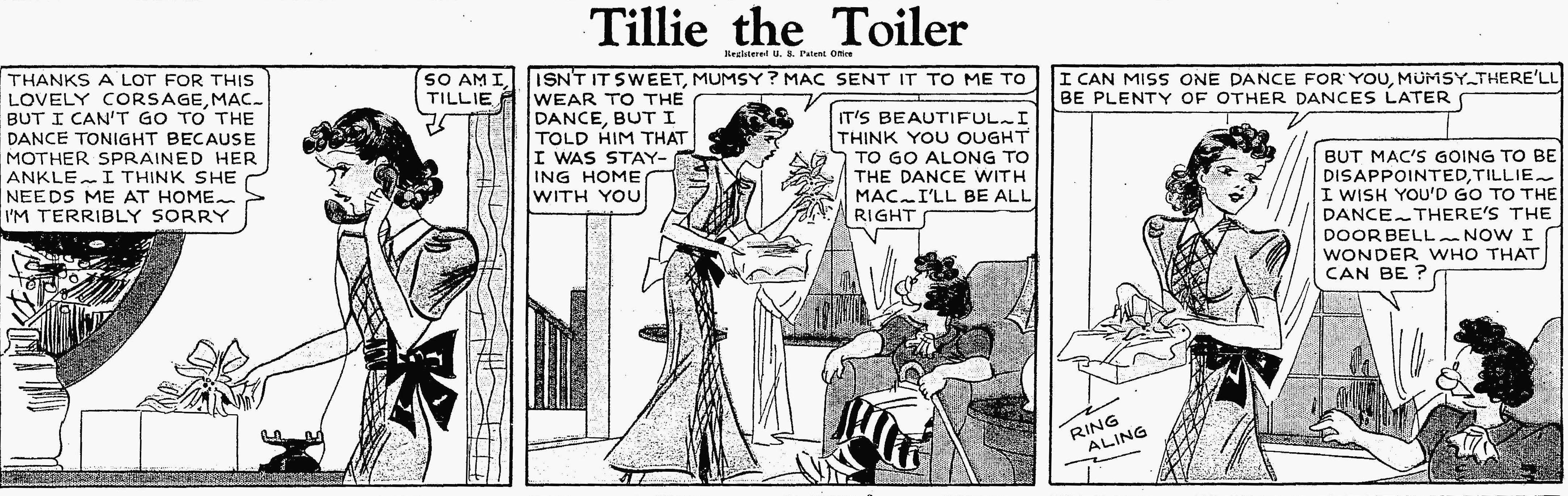 Tilly the toiler sex cartoons