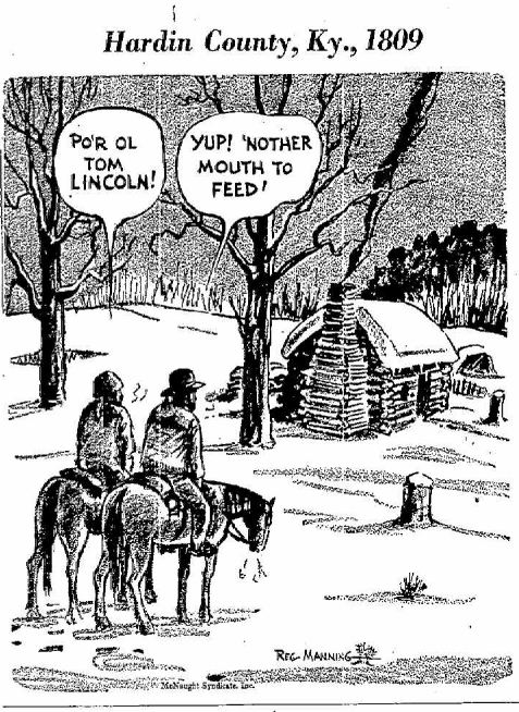 Abraham Lincoln Yesteryear Once More
