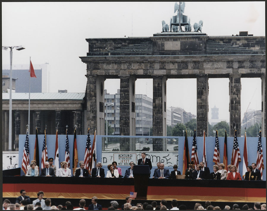 east german leader who rejected gorbachev's reforms