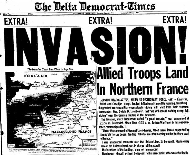 the details of allied forces invasion of france in 1944 The allied invasion of france events june 6, 1944 d-day invasion begins  by early 1944, the allies,  during august, the allied forces that continued to land in normandy were able to move rapidly into the heart of france operation dragoon on august 15.