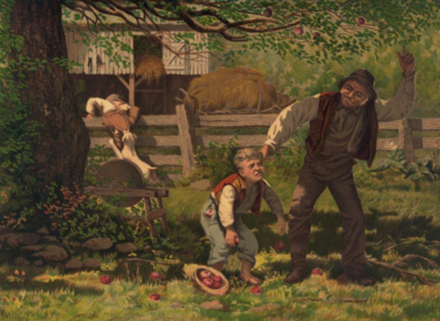 [Image: stealing-apples-1877.jpg]