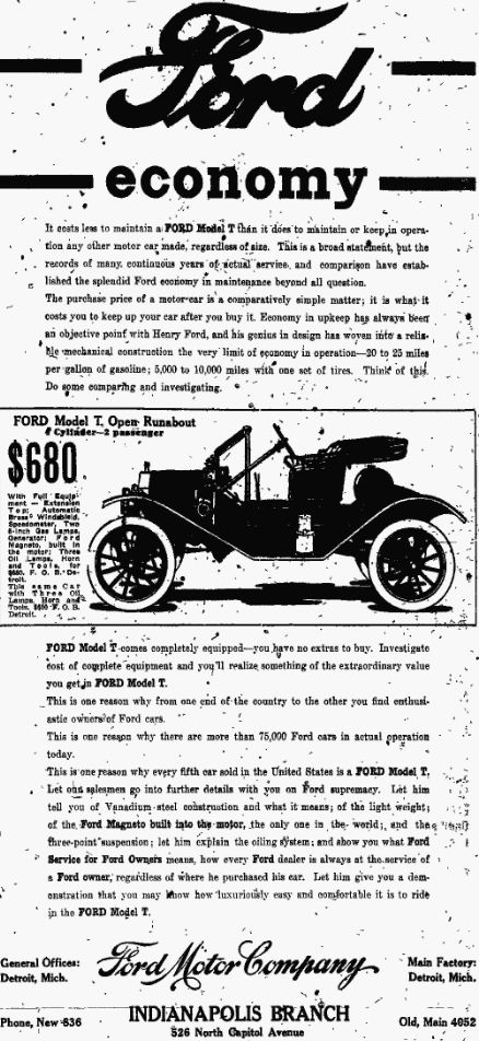 essays model t ford Find great deals on ebay for model t ford and brass car shop with confidence.