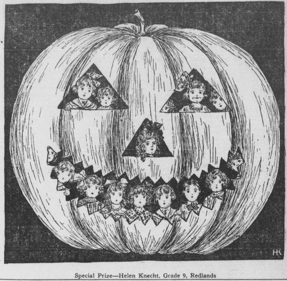 Halloween Art (4/4)